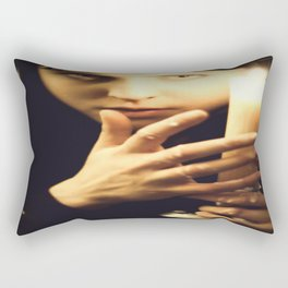 The Oracle Rectangular Pillow