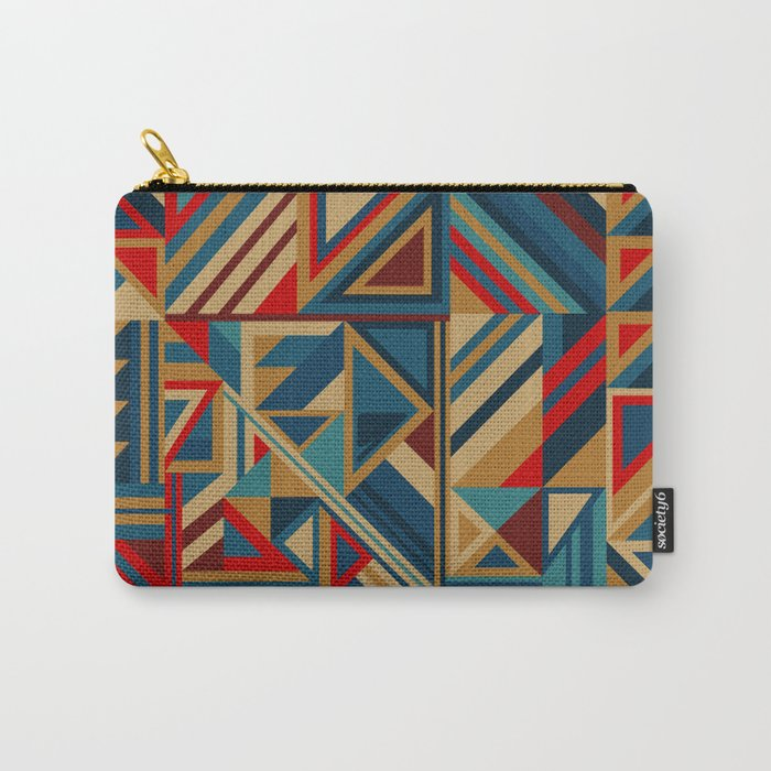 Colorgraphics I Carry-All Pouch