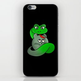 Cat Personality iPhone Skin