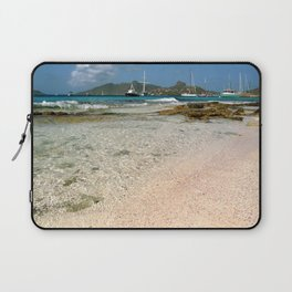 clear day in heaven Laptop Sleeve