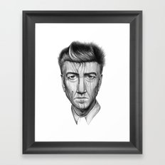 WOODLYNCH Framed Art Print
