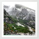 Endicott Mountainside by peoniesandsteel