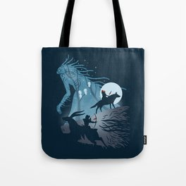 Princess Mononoke Tribute Tote Bag