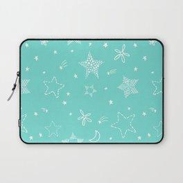Star Doodles Laptop Sleeve