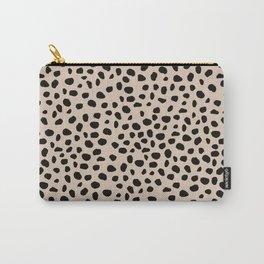 Jaguar   Black Carry-All Pouch