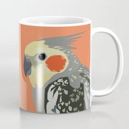 Marcus the cockatiel Coffee Mug