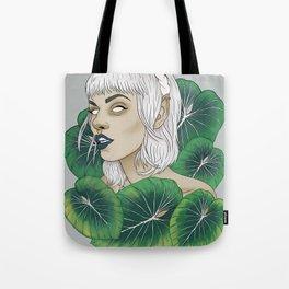 The Leaf Elf Tote Bag
