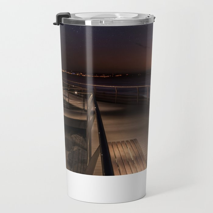 Best seat to watch our universe Travel Mug