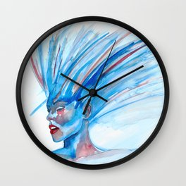 Wind Chaser Wall Clock
