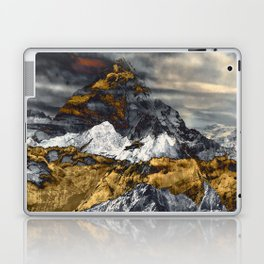 Gold Mountain Laptop & iPad Skin