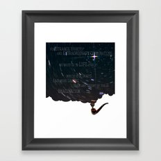 Life Itself Framed Art Print