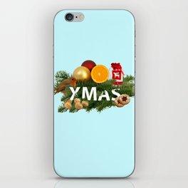 Xmas Decoration iPhone Skin