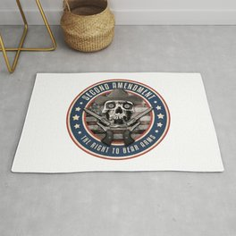 Second Amendment Rug