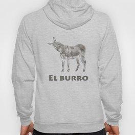 El Burro Hoody