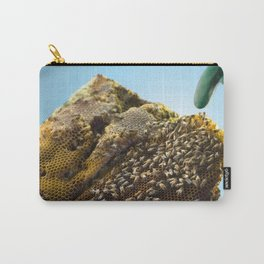 caribbean bees Carry-All Pouch