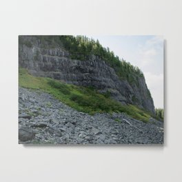 Tabel Rock in Molalla, Oregon Metal Print