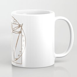 Predruvian Dark Coffee Mug