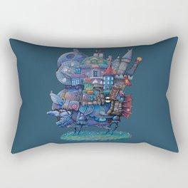 Fandom Moving Castle Rectangular Pillow