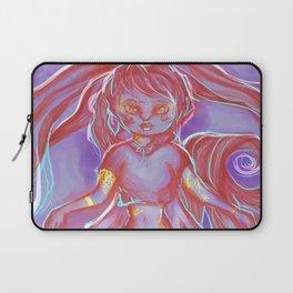 Mystical H A I R Lady Laptop Sleeve