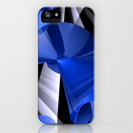 3D abstraction -03- iPhone Case