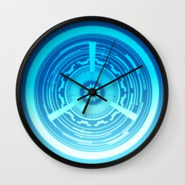 Eye of God (Leonardo Watch) Wall Clock