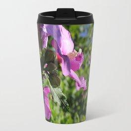 Rose of Sharon Travel Mug