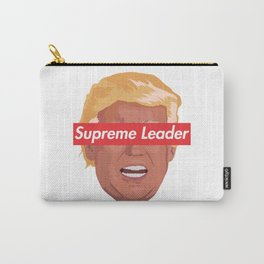 Supreme Leader Trump Carry-All Pouch
