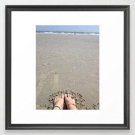 #42 Framed Art Print
