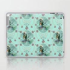 Mermaid Deco Laptop & iPad Skin