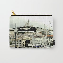 Marseille's Old Port Carry-All Pouch