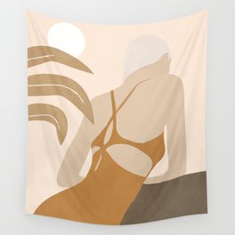 Summer Day III Wall Tapestry
