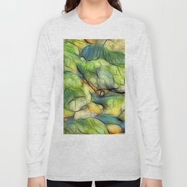 Stranded Weed Long Sleeve T-shirt