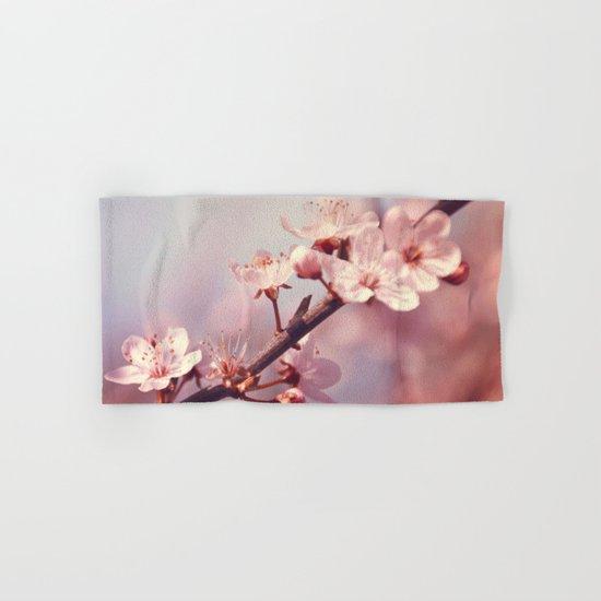 Joyful Pixie Cherry Blossom Hand & Bath Towel