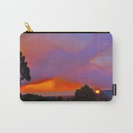 Smoky Sunset Bay Carry-All Pouch