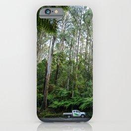William Ricketts Sanctury, Mount Dandenong, Victoria iPhone Case