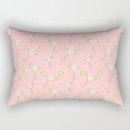 Cocktail pink Rectangular Pillow