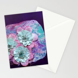 The Power of Flowers Stationery Cards