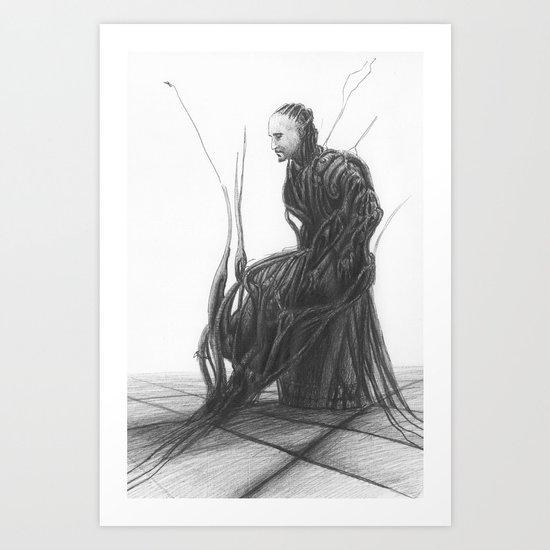 Vitae Sanctorum XIV Art Print
