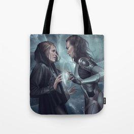 Clexa Tote Bag