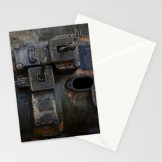 Switched  Stationery Cards