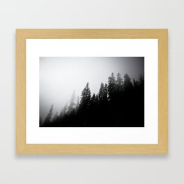 Trees Of The Field #1 Framed Art Print