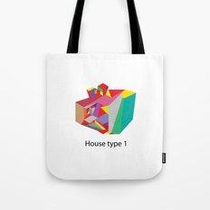 House Type 1 Tote Bag