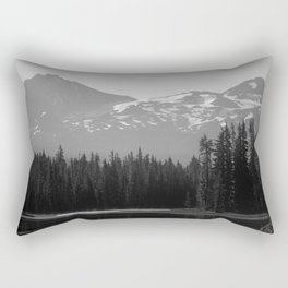 Lake Mist Rectangular Pillow