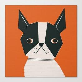 Dog_07_Lupita Canvas Print