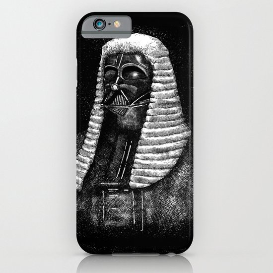 Lord Vader iPhone & iPod Case