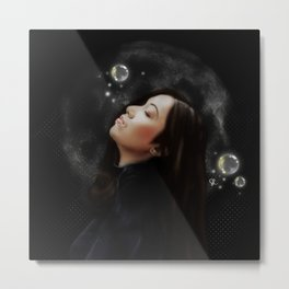 The Wolf of Ell Metal Print