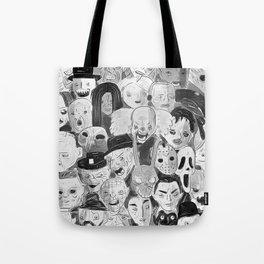 Movie Maniacs Tote Bag