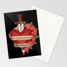 I Will Soon Forget Stationery Cards