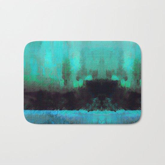 Lysergic Horizon Bath Mat