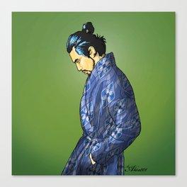 801 MODERN SAMURAI Canvas Print